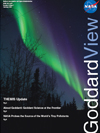 Cover of Goddard View, Vol. 3, Issue 1