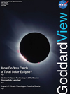 Cover of Goddard View, Vol. 2, Issue 7