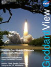 Cover of Goddard View, Vol. 2, Issue 12