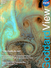 Cover of Goddard View, Vol. 2, Issue 15