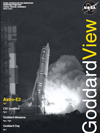 Cover of Goddard View, Vol. 1, issue 2