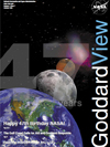 Cover of Goddard View, Vol. 1, issue 7