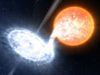 Binary star system GX339-4