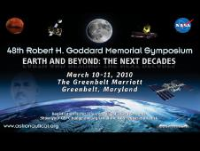 Goddard Memorial Symposium flyer