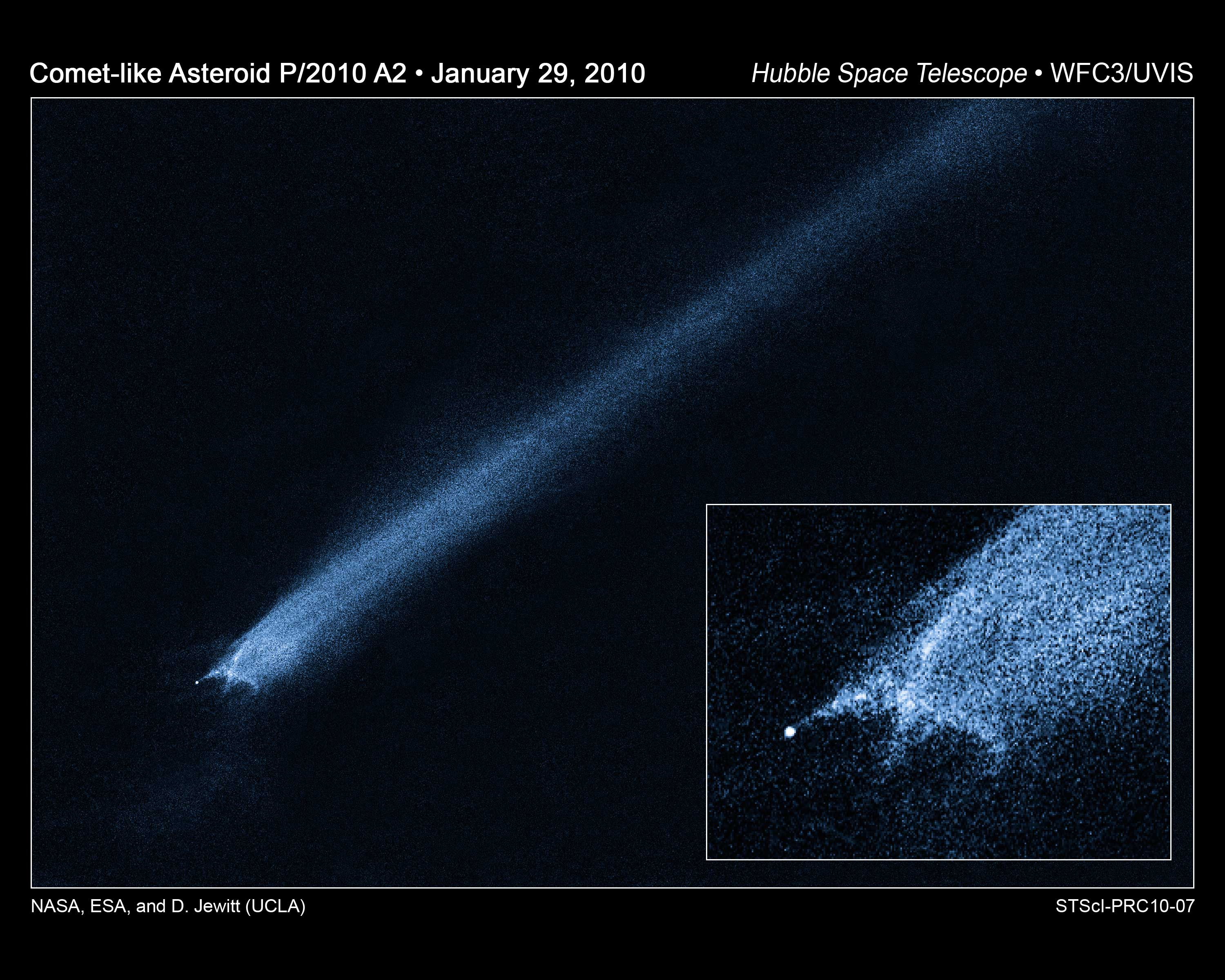 How do asteroids form? — Astroquizzical