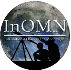 International Observe the Moon Night logo