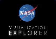 nasa visualization explorer logo
