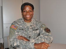 Master Sgt. Mary Moore