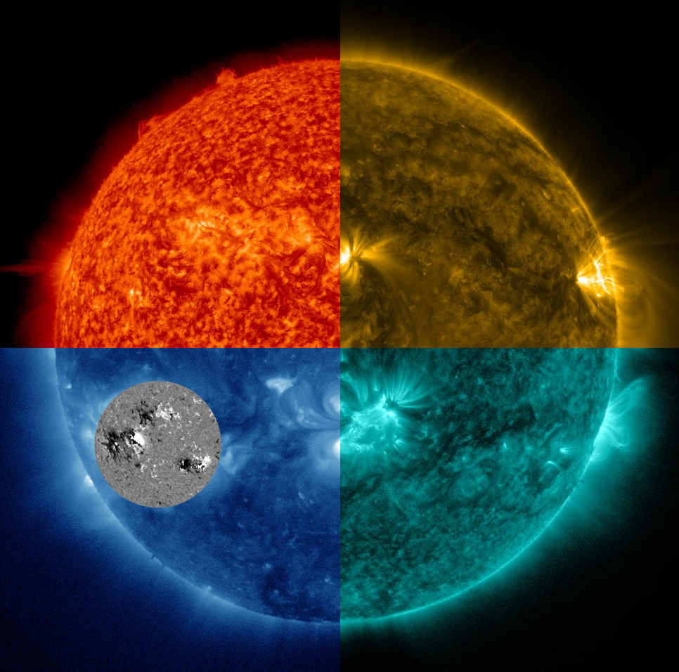Sun From Space: NASA Invites Children And Families To Learn About