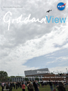 cover of Goddard View, Vol. 8, issue 4