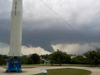 Funnel cloud near Ft. Meade, Md.