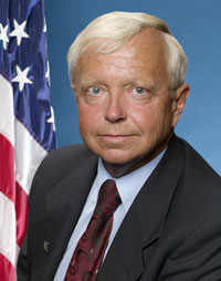 Image of Dr. Edward J. Weiler, Center Director of Goddard Space Flight Center