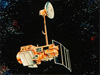 early artist concept of Landsat 5