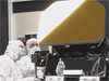 Webb telescope's tertiary mirror
