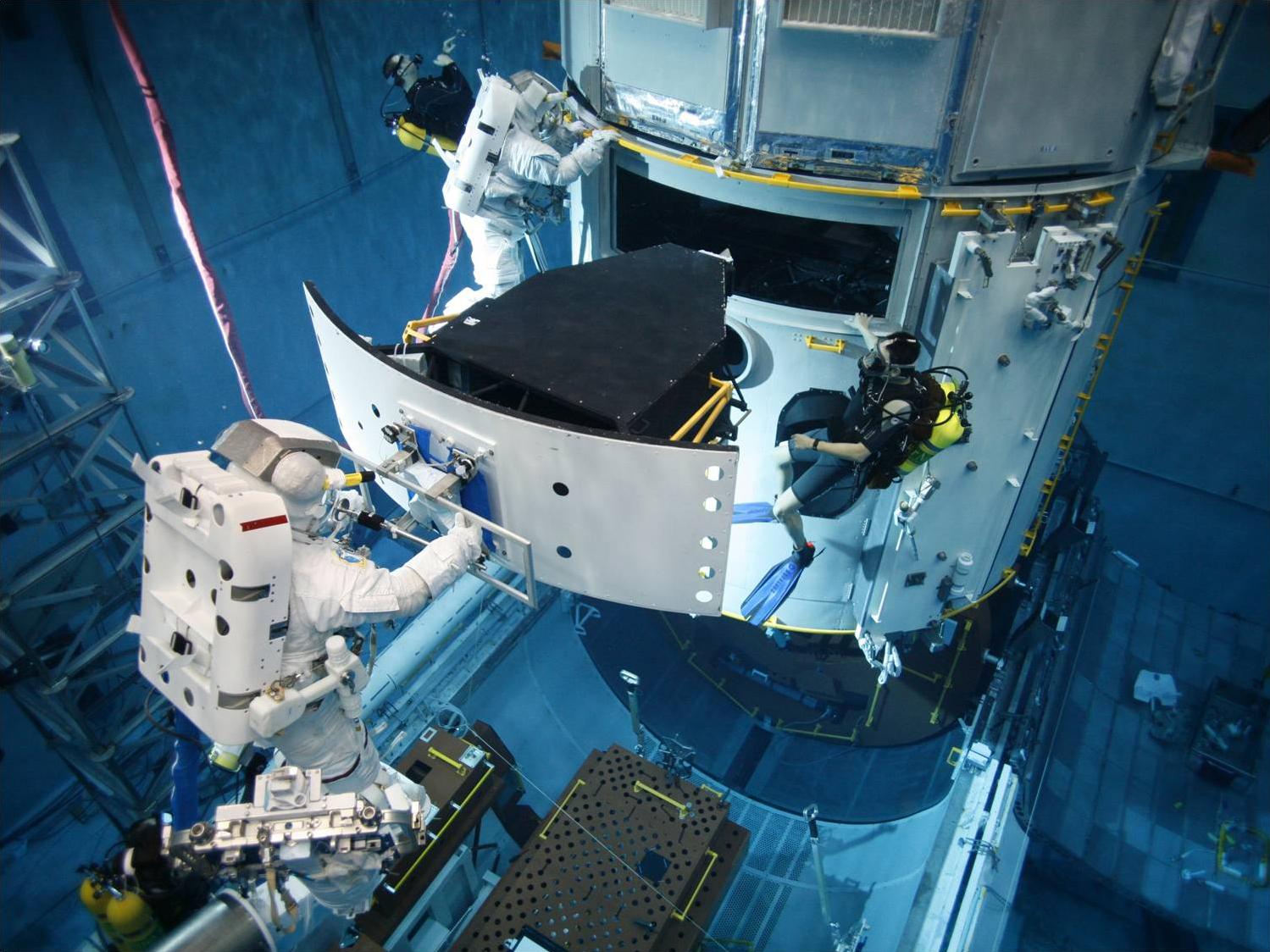 NASA - Choreographed to Perfection