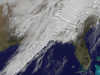 Satellite image of the Jan. 30 nor-easter that pulverized New England - beginning in the Gulf of Mexico