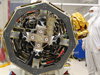 LLCD integrated into LADEE spacecraft