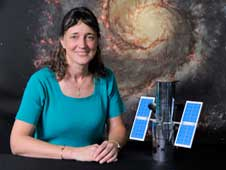 Dr. Jennifer Wiseman is a senior astrophysicist at the NASA Goddard Space Flight Center, where she serves as the Senior Project Scientist for the Hubble Space Telescope.