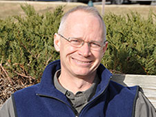 Photo of Dr. Paul Racette