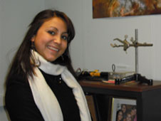 Photo of Margaret Dominguez