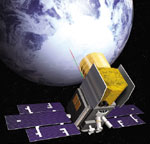 Poster Image of ICESat