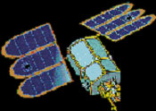 TOMS satellite