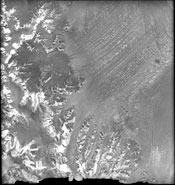1996 image of Larsen ice shelf