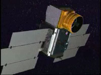 ICESat satellite
