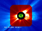 multi-mission view of solar storm