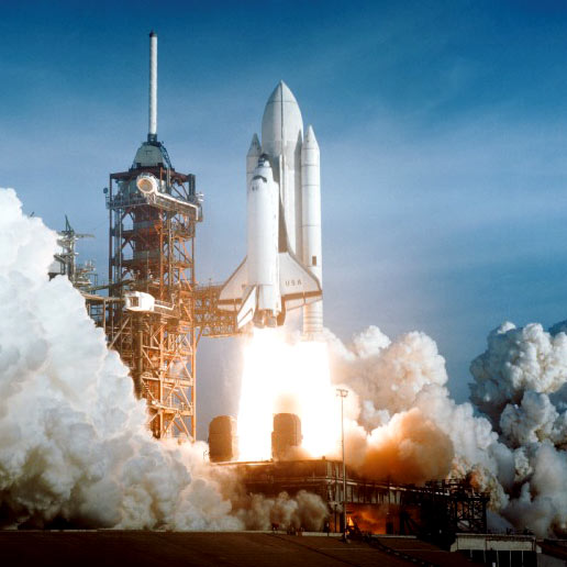 first space shuttle launch - photo #17