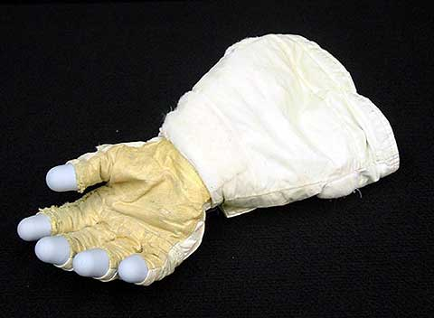 Shuttle EVA glove