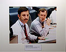 Spacecraft communicatio in the Mission Control Center is the responsibility of astronauts