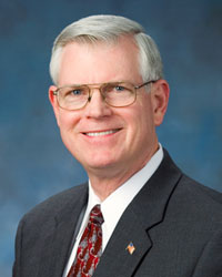 JSC Director Mike Coats