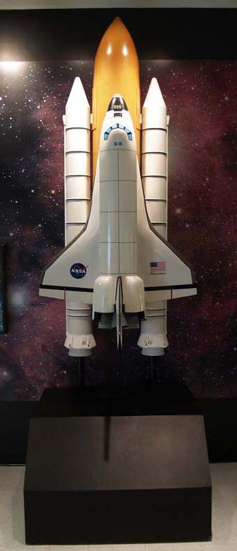 Space Shuttle Stack