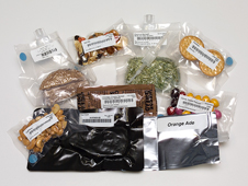 JSC2003-E-63875 -- Items flown as part of food systems