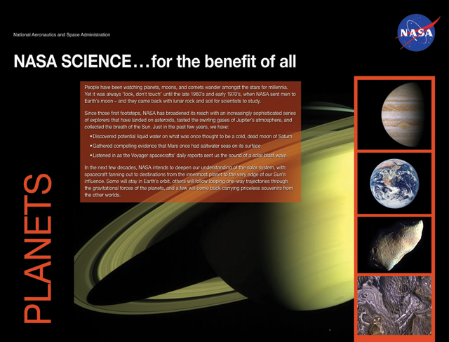 NASA Science - Planets