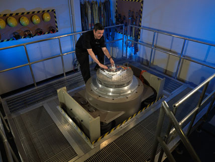 NASA - JSC Engineering - Vibration & Acoustics Test Facility