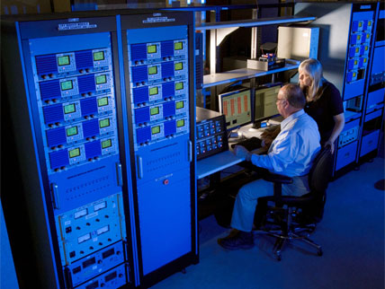 Exploration Electrical Systems Testbed