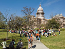 jsc2009e053424 -- Children and educators converge at the State Capitol