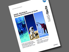 NASA: Working in Extreme Environments on Earth
