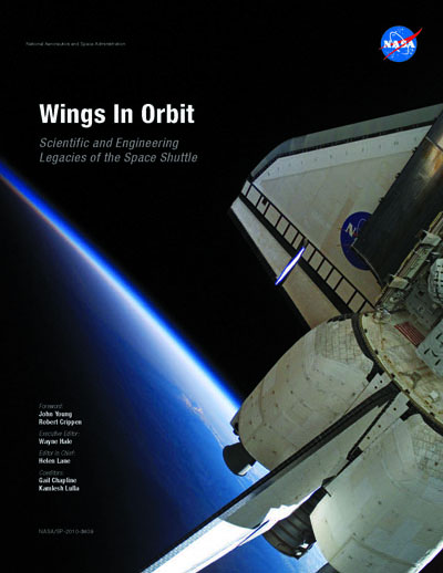 Wings in Orbit Front Cover