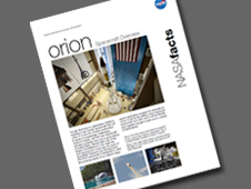 Orion Spacecraft Overview