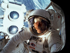 S37-18-032: Astronaut Jerry Ross