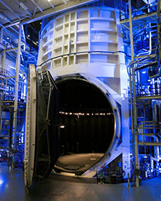 jsc2007e038356 -- Thermal Vacuum Test Chamber A