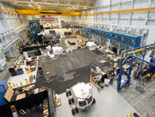 Space Vehicle Mockup Facility