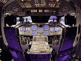 NASA's Multifunction Electronic Display Subsystem
