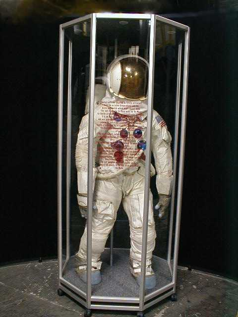 Apollo EMU Spacesuit