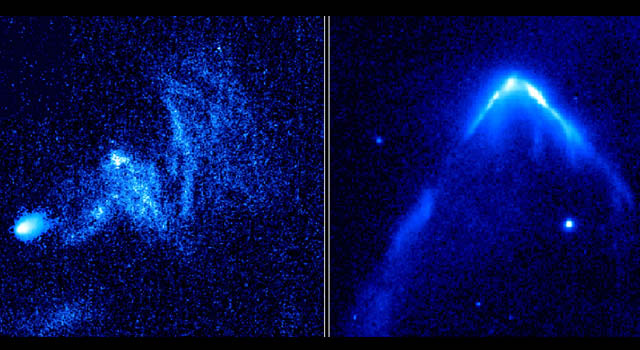 NASA - Hubble Finds Stars That 'Go Ballistic'