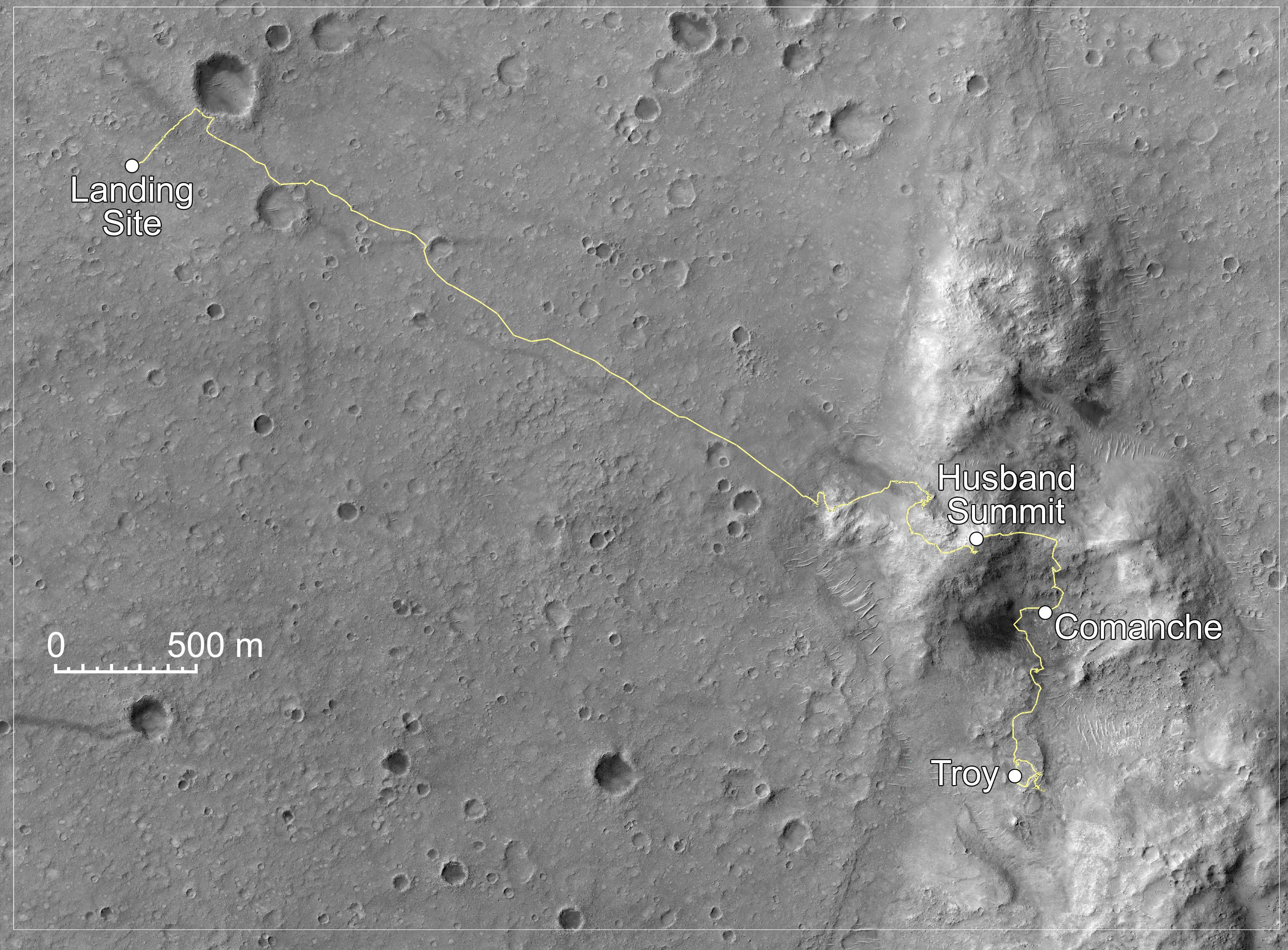 NASA - NASA Rover Finds Clue to Mars' Past and Environment ...