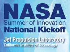 NASA Summer of Innovation graphic